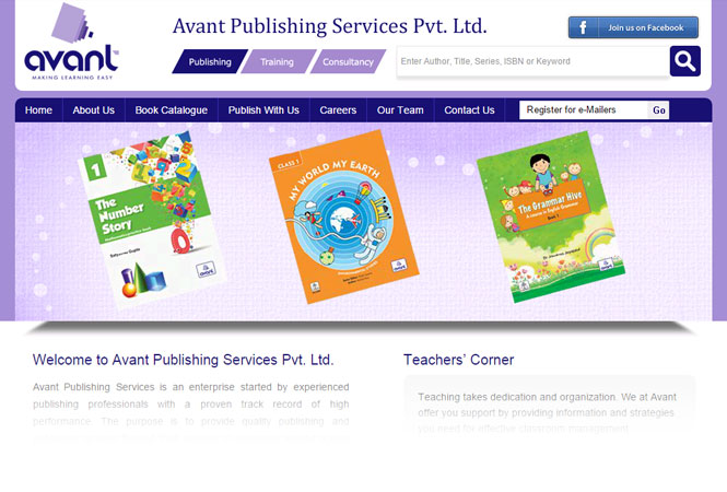 Avant Publishing Services